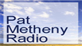 Pat Metheny Radio Logo